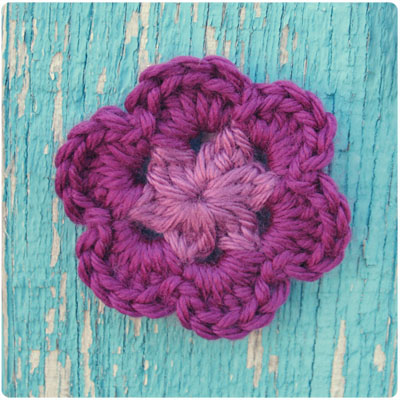 Crochet Flowers | Free Craft Project