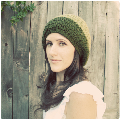 Free crochet pattern gumdrop slouchy hat this hat is crocheted in rounds join where the pattern says to at the end of each round ignore color changes if youre making a solid colored hat dt1010fo