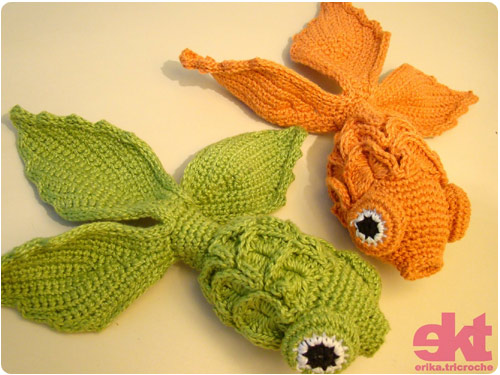 Crochet Free Pattern Fish