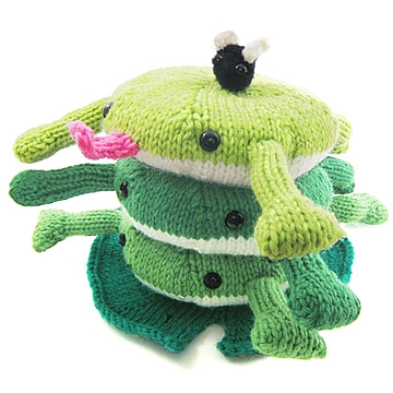 Free Knit Amigurumi Patterns : Knit Amigurumi