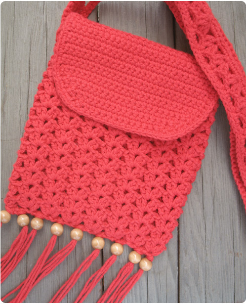 Small Bag Crochet Pattern : My First Bag Crochet Pattern?