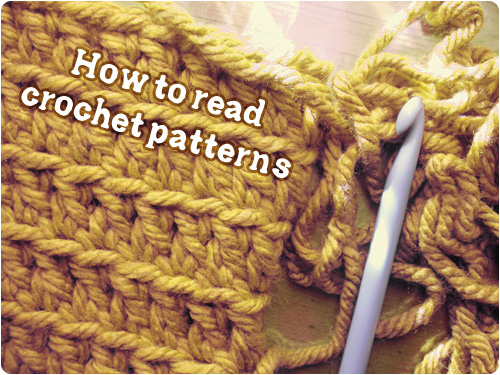 How To Read Crochet Patterns New How To Read A Crochet Pattern