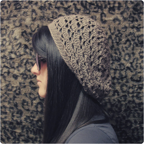 How to: From Skully Hat to Slouchy Hat!