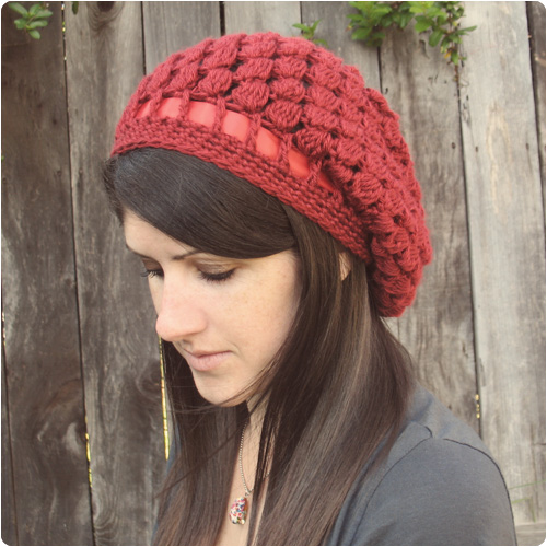 Free Crochet Slouchy Hat Patterns Adorable Free Crochet Slouchy Hat Magnificent Free Crochet Slouchy Hat Patterns