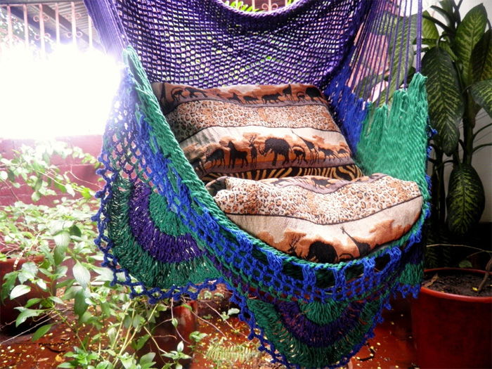 Macrame for Macrame hammock chair pattern