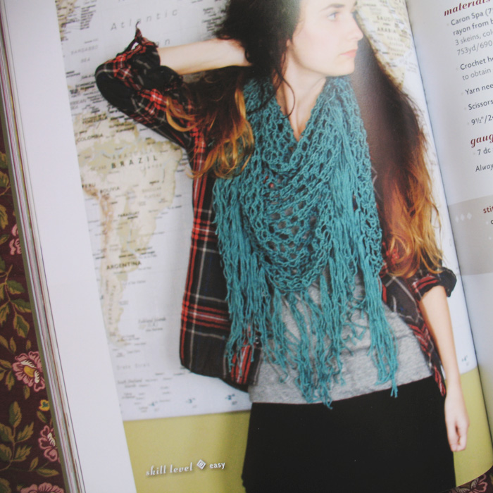 Crochet Boutique Book Review Free Pattern Giveaway