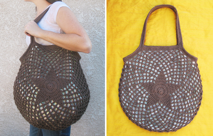 Sparkler Bag Crochet Pattern