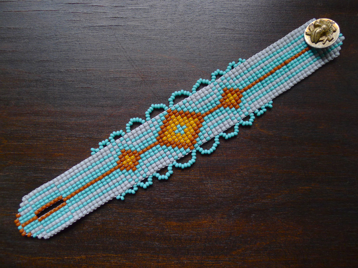 free native american beading patterns instructions