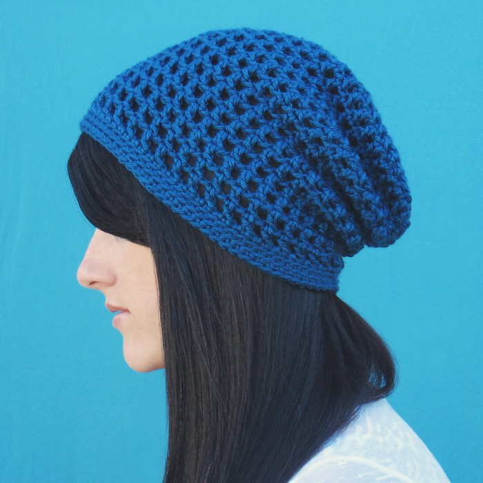 Sugar Cone Skully Hat Free Crochet Pattern