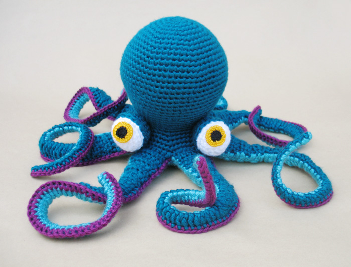 Crochet Patterns Octopus : June 3, 2013 - 31 Comments