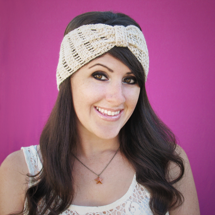 Free Crochet Headband Patterns : 365 Crochet