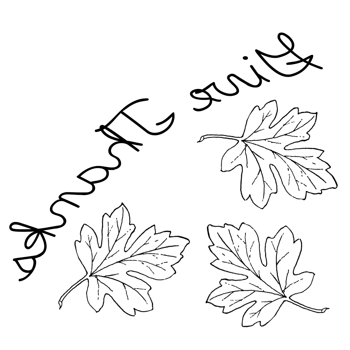 give thanks coloring pages - photo#9