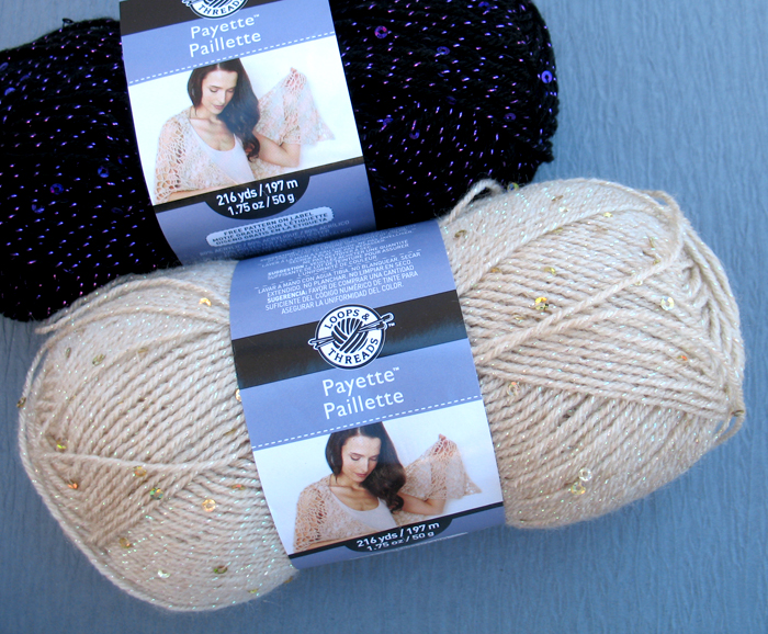 Yarn Review: Loops & Threads Payette