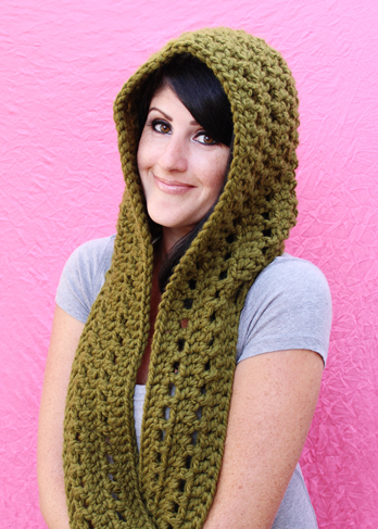 Free Crochet Patterns Using Bulky Weight Yarn : New Crochet Pattern: The Fireside Scoodie