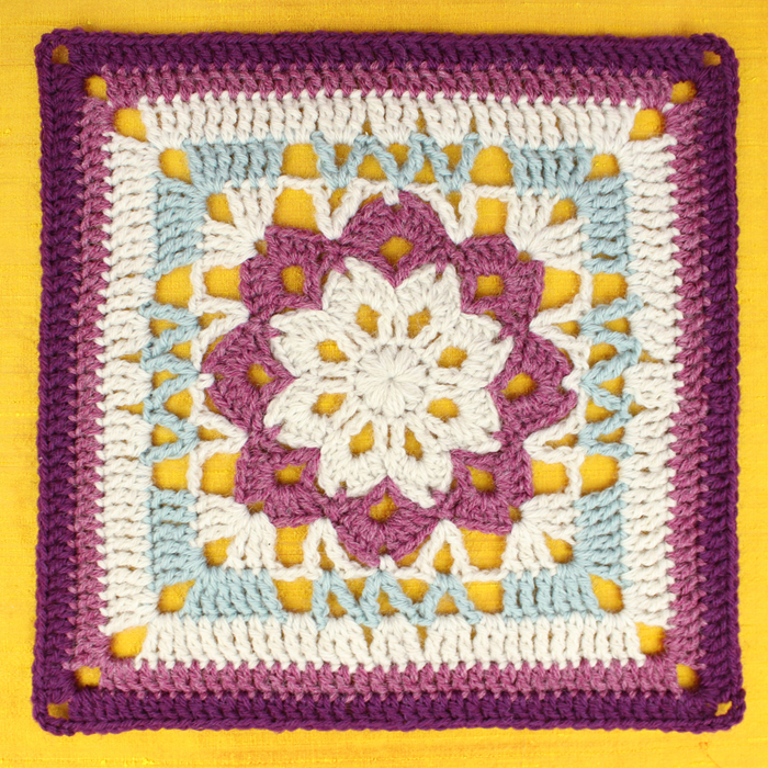 Free Crochet Patterns Of Afghan Squares : Crochet Patterns Free Afghan Squares images