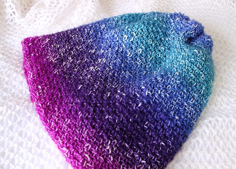 Shawl In A Ball Gradient Hat